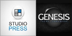 Studiopress themes on the Gensis framework